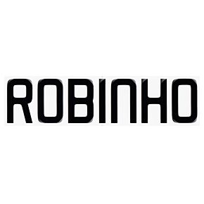 Robinho (Name Only) - 08-09 Real Madrid Home Official Name Transfer