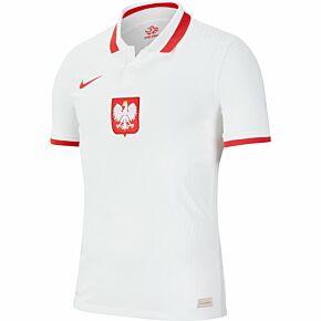20-21 Poland Vapor Match Home Shirt