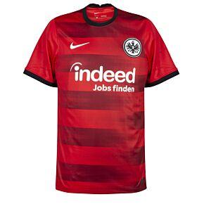21-22 Eintracht Frankfurt Away Shirt