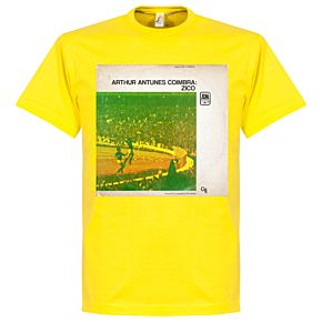 Pennarello LPFC Zico Tee - Yellow