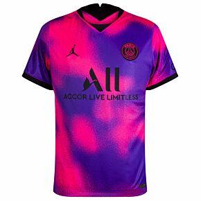 2021 PSG 4th Shirt