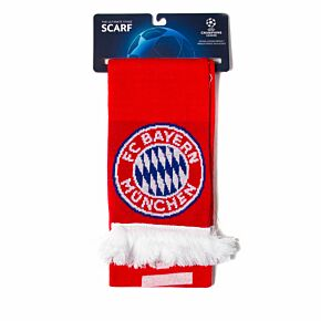 Bayern Munich 2020 Champions League Winners Scarf - Red