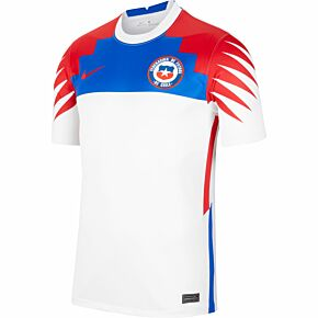 20-21 Chile Away Shirt