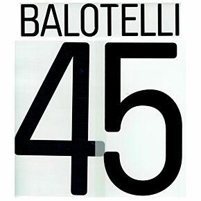 Balotelli 45 (Champions League)