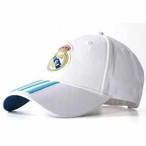 adidas Real Madrid Cap - White - Kids