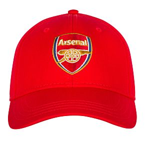 Arsenal Core Baseball Cap - Red