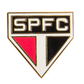 Sao Paulo Pin Badge