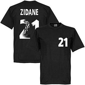 Zidane Gallery Tee - Black