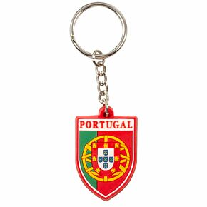 Portugal Rubber Keyring