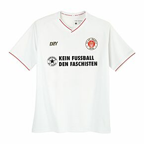 21-22 FC St Pauli Away Shirt -Anti-Fascist Ltd Edition