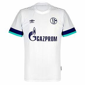 Umbro Schalke 04 Away Jersey 2019-2020