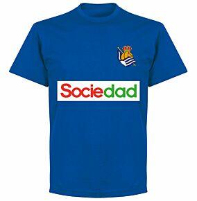 Sociedad Team T-shirt - Royal