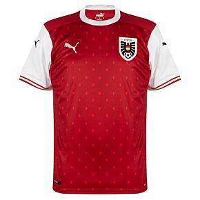 20-21 Austria Home Shirt