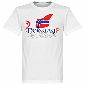 Norway Tee - White