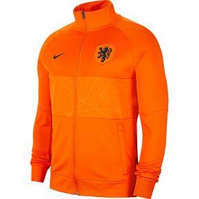 20-21 Holland Anthem Jacket - Orange