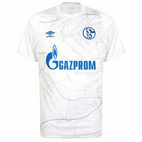 20-21 Schalke 04 Away Shirt
