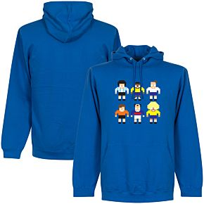 Pixel Legends Hoodie - Royal