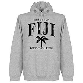 Fiji Rugby Hoodie - Grey