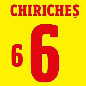 Chiriches 6 (Official Printing)