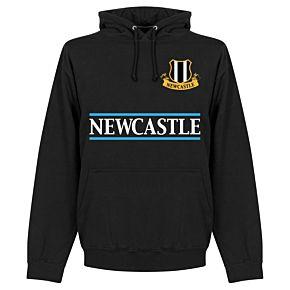 Newcastle Team Hoodie - Black