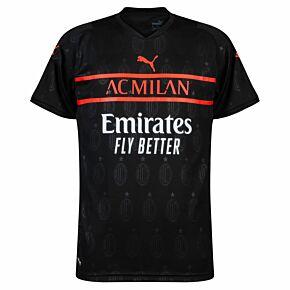 21-22 AC Milan 3rd Shirt