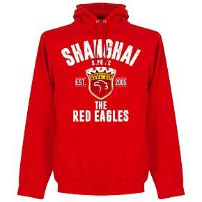 Shanghai SIPG Established Hoodie - Red