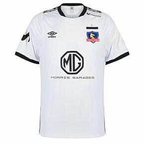20-21 Colo Colo Home Shirt