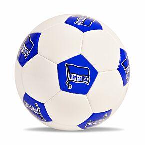 BSC Hertha Berlin Skills Football - White/Blue (Size 1)