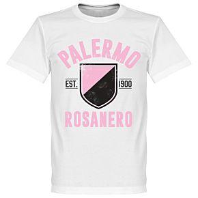 Palermo Established Tee - White