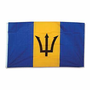 Barbados Large Flag 3ft x 5 ft