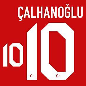 Çalhanoğlu 10 (Official Printing) - 20-21 Turkey Away