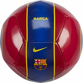20-21 Barcelona Skills Ball (Size 1) - Red/Blue