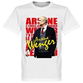 Wenger Legend Tee - White