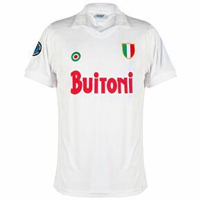 87-88 Napoli Away Retro Shirt