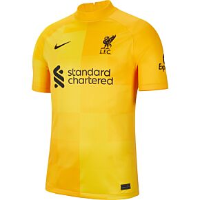 21-22 Liverpool Away GK Shirt