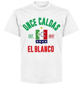 Once Caldas Established T-Shirt - White
