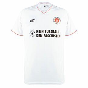 21-22 FC St Pauli Away Shirt -Anti-Fascist Ltd Edition