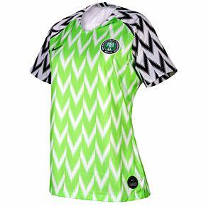 Nike Nigeria Home Womens Jersey 2019-2020