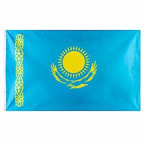 Kazakhstan Large National Flag (90x150cm approx)