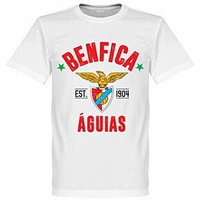 Benfica Established Tee - White