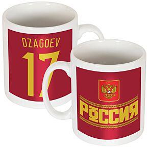 Russia Dzagoev Team Mug