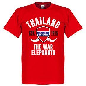Thailand Established Tee - Red