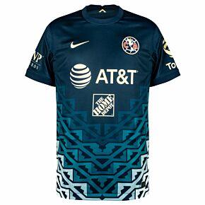 21-22 Club America Away Shirt