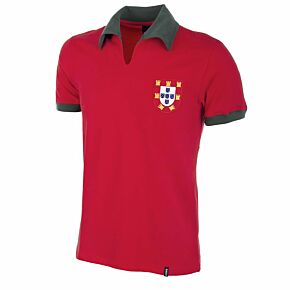1972 Portugal Home Retro Shirt