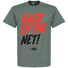 Retake Back of the Net! Tee - Zinc
