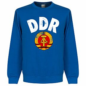 DDR Sweatshirt - Royal