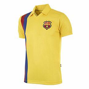 81-82 Barcelona Away Retro Shirt
