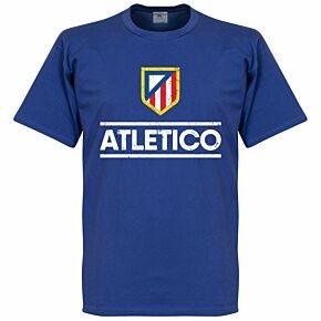 Atletico Team KIDS T-shirt - Royal Blue