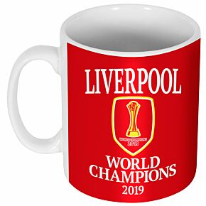 Liverpool World Club Champions Mug