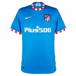 21-22 Atletico Madrid 3rd Shirt